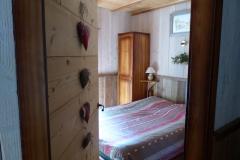 La chambre double au rez de chaussée