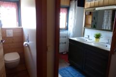 Les wc et salle de bains